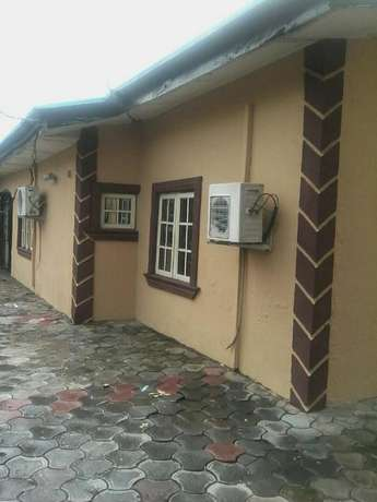 2 bedroom at oko oba housing estate,all room ensuit. Ojodu - image 8
