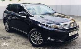 Toyota harrier just arrived new shape at 4,799,999