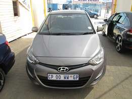 2013 hyundai i20 1.2 motion in a perfect condition