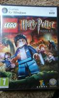 Lego Harry Potter.