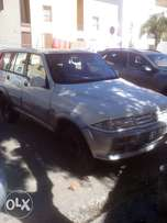 Ssangyong good condition R40,000 still in good condition