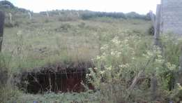 1/8 plot for sale at juniorate estate eldoret with title deed.