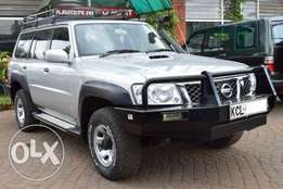 Nissan Patrol KCL [Manual,Power Steering ,Am/Fm Stereo]