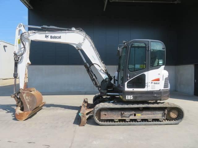 Bobcat E 85 - 2014