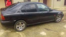 Clean honda civic 99 model in good condition.