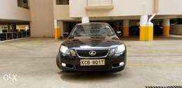 Lexus GS350 for sale,2007,fully loaded