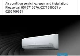 Service & Repair airconditioners