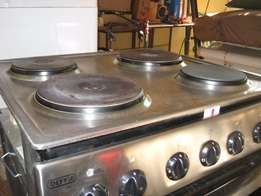 Undercounter Defy 600 UMS Multifunction Stove