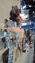 Poultry feeders,drinkers and gutters for sale