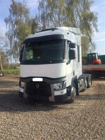 Renault T460 SOON EXPECTED 6X2 HUB REDUCTION EURO 6 - 2015