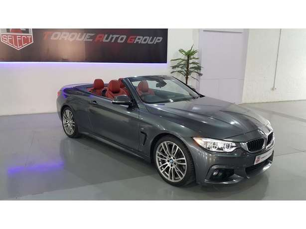 2014 Bmw 4 series 435i Convertible Msport Auto Durban - image 1