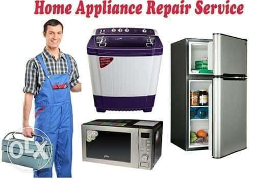 Bahrain ac repairing refrigerator and washing machines