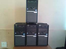 Acer veriton dual core towers