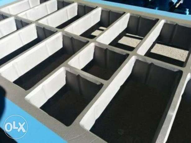 High quality vibration compression moulds الرياض -  8