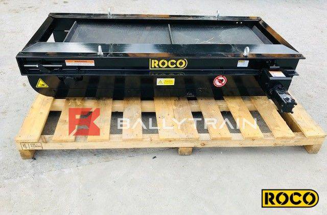 Roco Cp 20/80 Overband Steel Magnet, Hydraulic - 2019