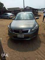 Nigerian Used Honda Accord for sell