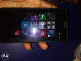 Microsoft lumia 640 LTE with inked screen for sale