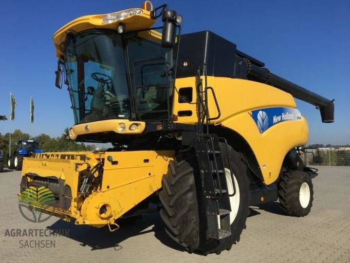 New Holland cr 980 - 2005