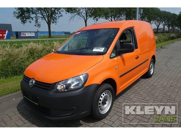Volkswagen CADDY 1.6 TDI ac 82 dkm! - 2012