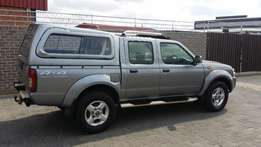2003 NISSAN HARDBODY 3.0 16VTD 4x4 for sale at R90,000.00 Negotiable