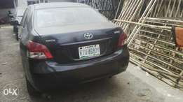 Nigerian used toyota yaris manual drav