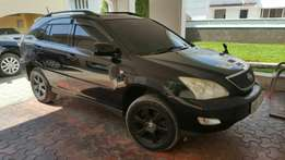 Toyota Harrier Kbv very clean