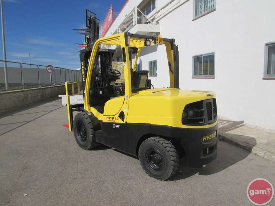 Hyster H5.0ft - 2018 - image 4