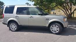 2010 Land Rover Discovery 4 TDv6 HSE SUV for sale R387000