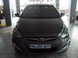 2014 Hyundai Accent 1.6 Auto for sell R120000
