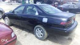 CLEAN Toyota Camry Pencil Light with Low Mileage