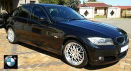 Bmw 320i manual facelift