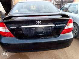 Extremely clean foreign used 2004 Toyota Camry available