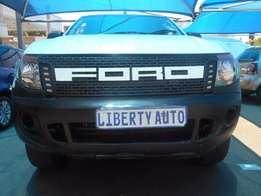 2012 Ford Ranger 2.2 Super Cab Bakkie XLT 103,191km Manual Gear Cloth