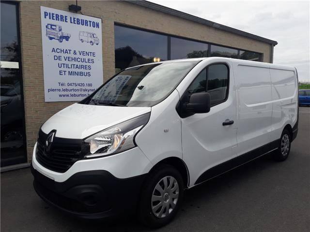 Renault Trafic gd confort L2 navi airco 17300?+tva/btw - 2018