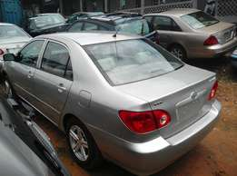 Supper Clean Foreign Used Toyota Corolla For Sale