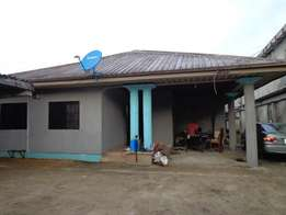 4bedroom bungalow for sale at woji by alcon port harcourt, on a plot