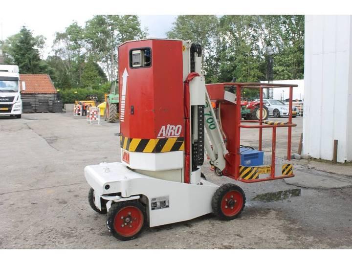 Airo V6 700 Electrische Hoogwerker - 1996 - image 5