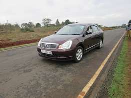nissan sylphy through asset finance