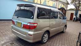 Alphard for sale