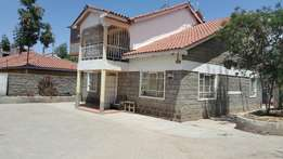 Quick sale 4 bedroom mansion-house with large compound