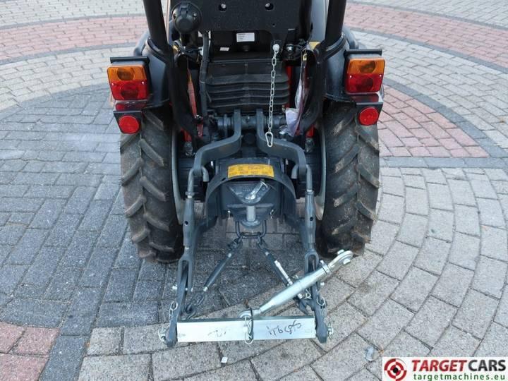 Goldoni Base 20SN Tractor 4WD Diesel 20.4HP NEW UNUSED - image 20