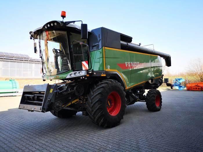 Fendt 9490 X Hybrid Al - 2015
