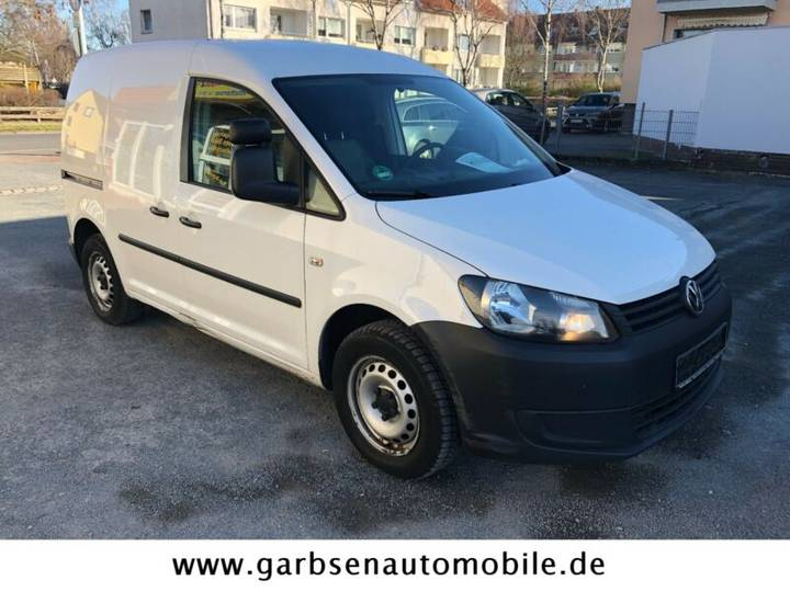 Volkswagen Caddy 1.6 TDI Kasten EcoProfi +EINPARKHILFE - 2013