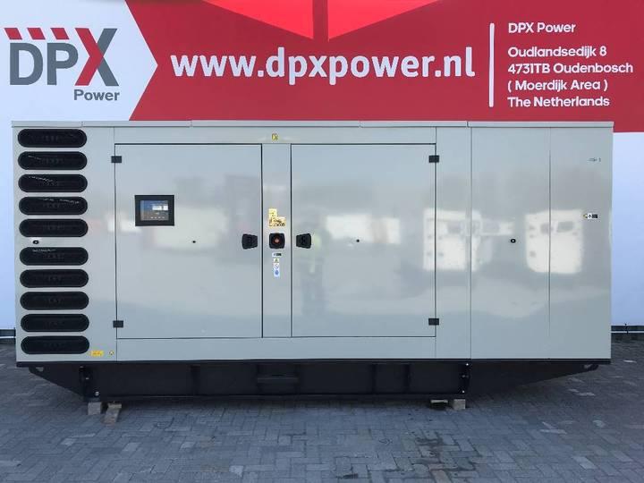 Doosan DP222LC - 825 kVA Generator - DPX-15565 - 2019