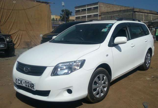 Toyota Fielder for Hire South C - image 1