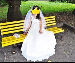 Весільні сукні в Хмельницкой области  купити весільне плаття бу ... 4d7e612a2121e
