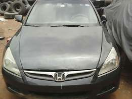 Honda Accord 06 Tokunbo.