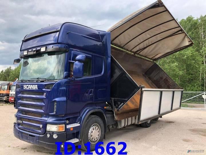 Scania R500 Tipper - 2006