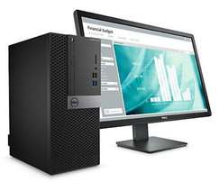 "Dell OptiPlex 5040 Core i5 6TH Gen Tower CPU with 19"" TFT Monitor"
