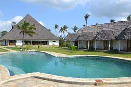 Mombasa, Diani three start hotel operating, on 2 acre